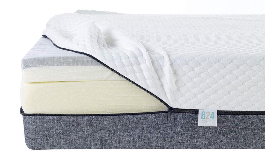 624 mattress materials