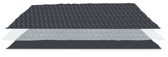 ecosa weighted blanket materials