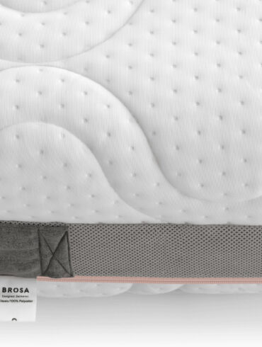 brosa perfect plush mattress review