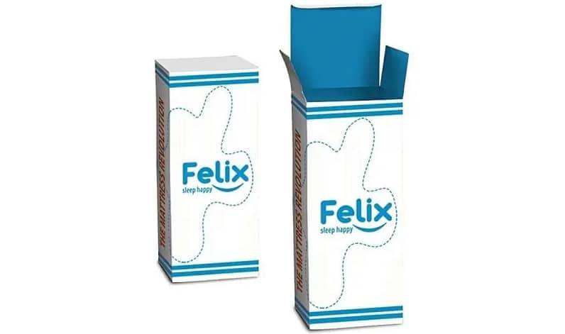 felix mattress box