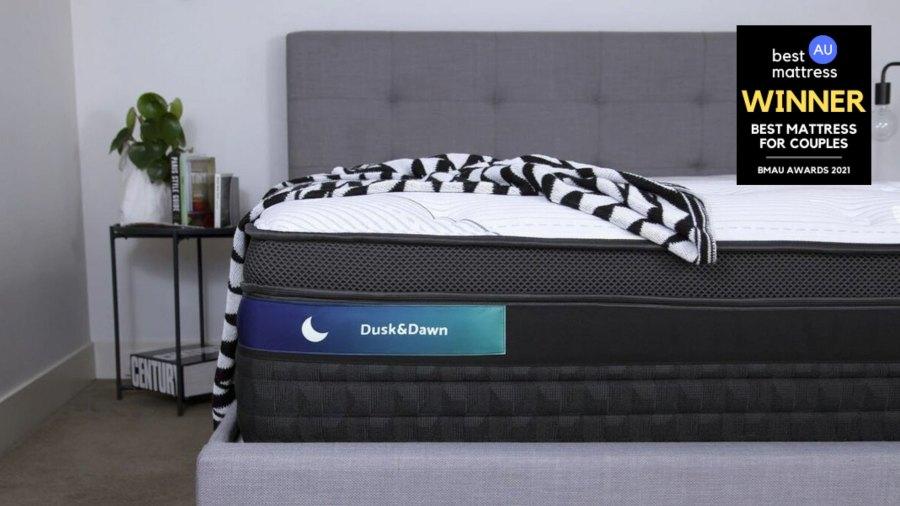 dusk and dawn premiere mattress award