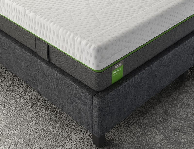 emma diamond mattress cover