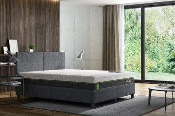emma diamond hybrid mattress review