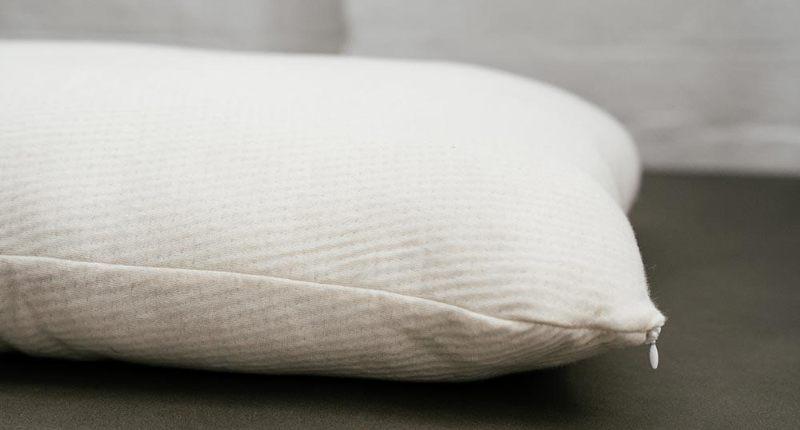 peacelily kapok pillow cover