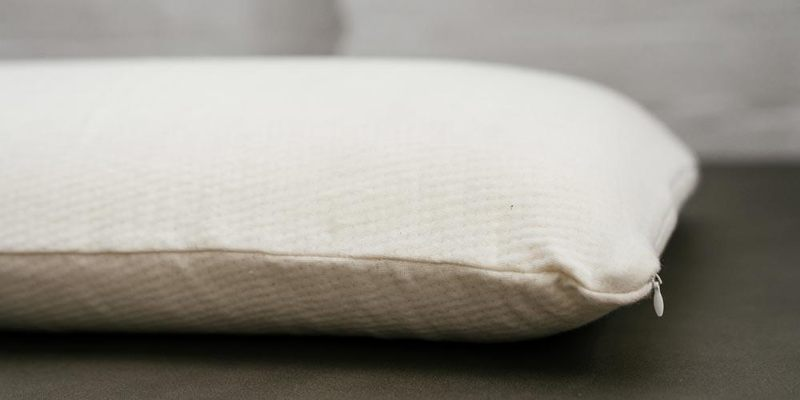 peacelily latex pillow cover